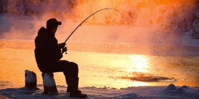 How to Maintain the Right Mentality for Winter Fishing, Belleville, New Jersey