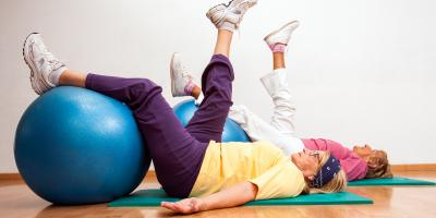 5 Exercises Gentle Enough for the Elderly, North Bend, Washington