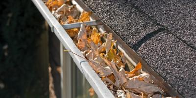 What Is the Best Time of Year for Cleaning Your Gutters?, North Branford, Connecticut