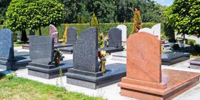 5 Popular Options for Cemetery Markers, Sanford, North Carolina