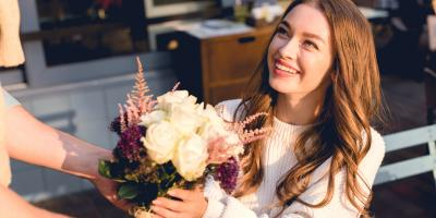 The Fascinating History of Giving Flowers as Gifts, North Haven, Connecticut