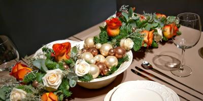 3 Ideas for Creating the Best Holiday Centerpieces, North Haven, Connecticut