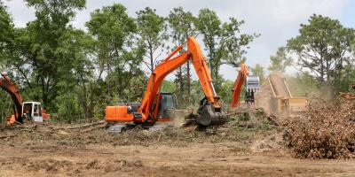 The Basics of Lot Clearing, North Huntingdon, Pennsylvania