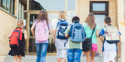 How Backpacks Relate to Back Pain in Children, North Pole, Alaska