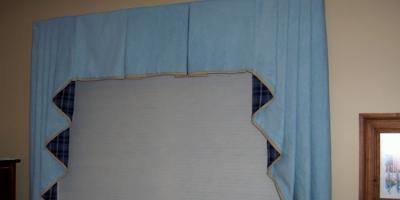 A Guide to Choosing Patterned or Solid Window Treatments, Westlake, Ohio