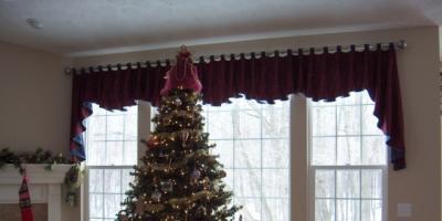 What Are Window Top Treatments?, North Ridgeville, Ohio