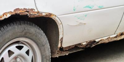 A Guide to Automotive Paint Peeling & What Causes It, Hebron, Kentucky