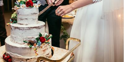 3 Trendy Wedding Cake Options for Your Big Day, Covington, Kentucky