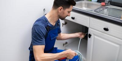 3 Mistakes to Avoid If You Have a Clogged Drain, Norwalk, Connecticut