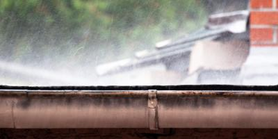 3 Tips to Help You Choose the Right Gutters for Your Home, Norwalk, Connecticut