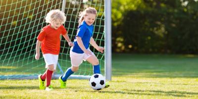How to Find the Right Cleats for Your Child, Norwalk, Connecticut