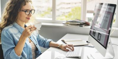 4 Computer Tips to Prevent Vision Problems, Norwich, Connecticut