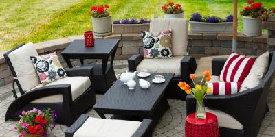 3 Tips for Decorating a Smaller Patio, East Yolo, California