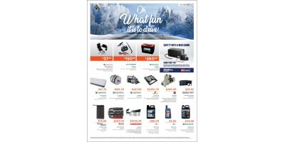 Nov-December Parts , Cheektowaga, New York