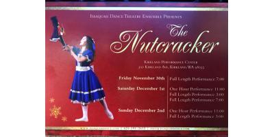 The Nutcracker by IDT, Black Diamond, Washington