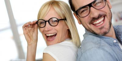 How to Choose Glasses for Your Face Shape, Las Vegas, Nevada