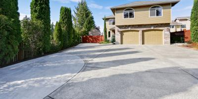 How Is Sealer Applied to Concrete Driveways & Sidewalks?, Gates, New York