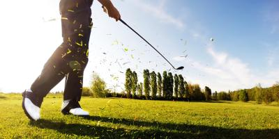 The Difference in Golf Shoes: Spiked Vs. Spikeless, Manhattan, New York