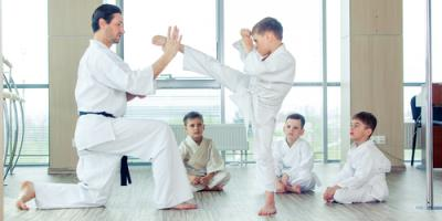 3 Kicks Your Child Might Learn in Karate for Kids, Scarsdale, New York
