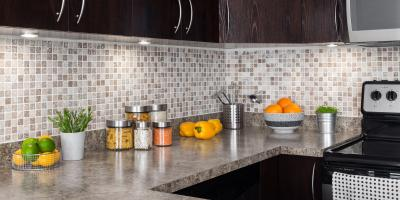 Top 4 Kitchen Countertop Materials & Their Benefits, Englewood, New Jersey