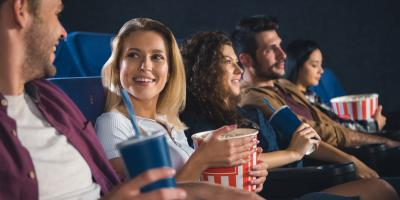 3 Ideal Times to Visit a Movie Theater, Falco, Alabama