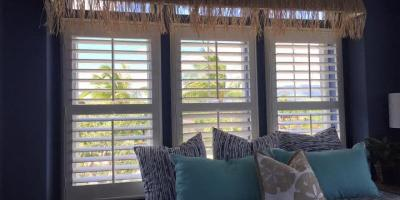 3 Tips for Selecting Window Treatment Colors, Ewa, Hawaii