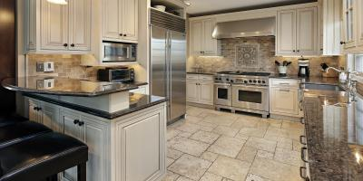 5 Modern Kitchen Flooring Options, North Whidbey Island, Washington