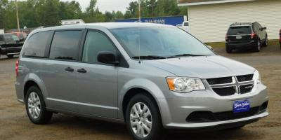 2019 Dodge Grand Caravan SE $29,995, Barron, Wisconsin