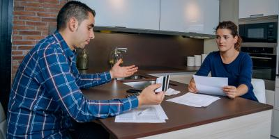 How Is Debt Divided During Divorce?, O'Fallon, Missouri