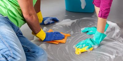 Do's & Don'ts of Cleaning Polyaspartic Floor Coatings, O'Fallon, Missouri