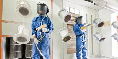 3 Environmental Benefits of Powder Coating, O'Fallon, Missouri