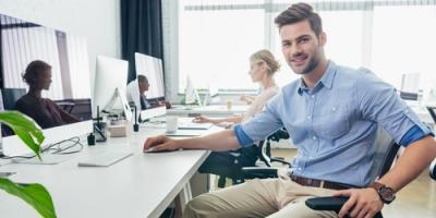 3 Reasons Office Cleaning Results in More Productivity, Butler, Ohio