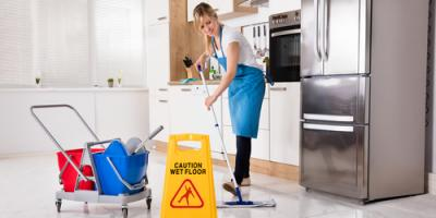 4 Tasks to Include on Your Office-Cleaning Checklist, Dayton, Ohio