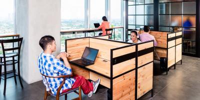 4 Types of Office Floor Plans, Lexington-Fayette, Kentucky