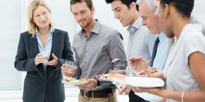 3 Ways Company Meals Increase Productivity, Dublin, Ohio