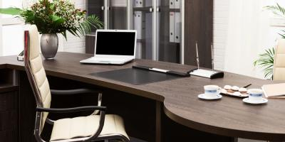Desks Are One Of The Most Utilized Pieces Of Office Furniture In Any  Business, So Itu0027s Important That They Meet The Functionality And Comfor...  Read More U003eu003e