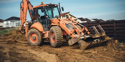 What Is Land Grading?, Hill, Wisconsin