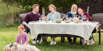 Cincinnati's Top Catering Restaurant Explains the Importance of Family Dinners, Newtown, Ohio