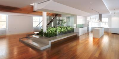 The Top 3 Benefits of Hardwood Flooring, Green, Ohio