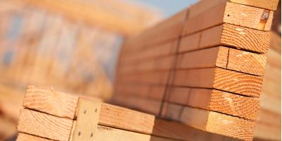 3 Clever Ideas for Hardwood Lumber Storage, Middlefield, Ohio