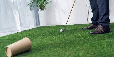 A Guide to Home Golf Practice, Evendale, Ohio