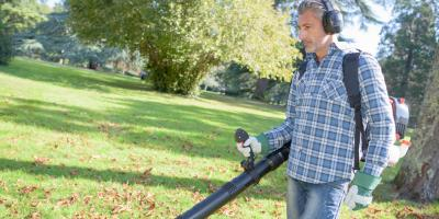 3 Factors to Consider When Buying a Leaf Blower, Middlefield, Ohio