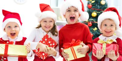 Ohio Pediatricians Help Parents Prepare Their Kids for Holiday Parties, West Chester, Ohio