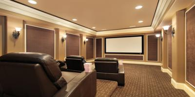 5 Essentials for the Perfect Home Theater, West Carrollton, Ohio