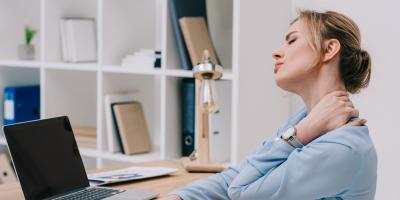 4 Crucial Ways to Avoid Neck Pain, Sheffield, Ohio