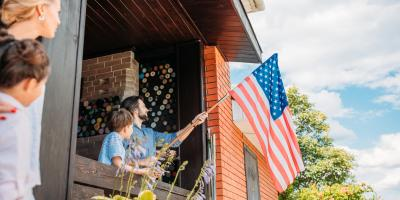 How to Raise and Lower the American Flag, Vermilion, Ohio