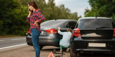 5 Steps to Take After a Car Accident, Colerain, Ohio