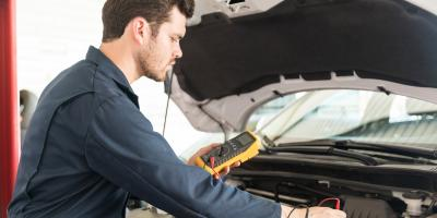 4 Signs Your Car Battery Is Failing, Chillicothe, Ohio