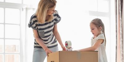 What Are Ohio's Laws on Child Custody & Relocation After a Divorce?, Ashtabula, Ohio
