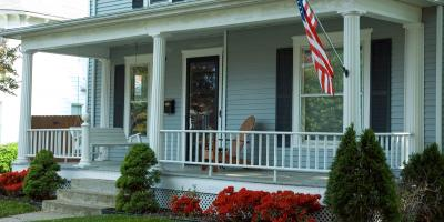 3 Reasons to Build a Front Porch, Norwood, Ohio